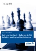 Retirement At Risk II - Challlenges for U.S. Baby Boomers Approaching Retirement