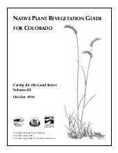 Native Plant Revegetation Guide For...