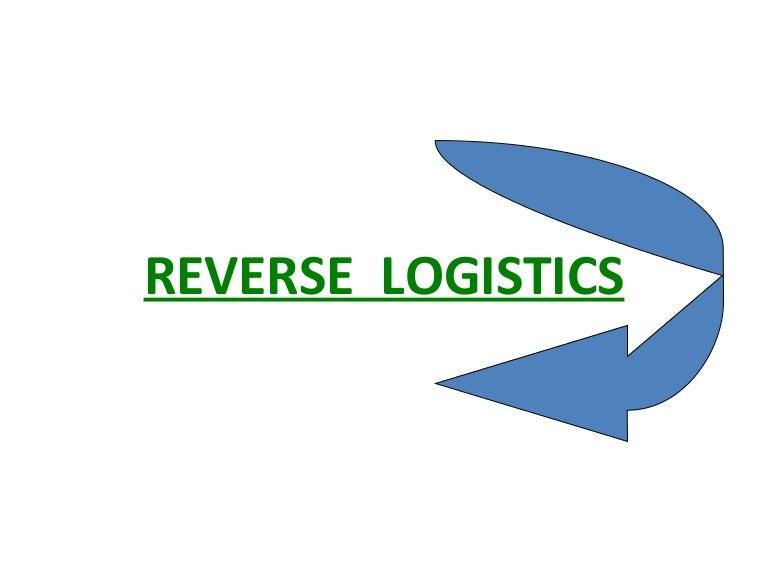 Reverse Logistics Products Reverse Logistics