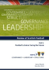 Review of Scottish Football Part Tw...