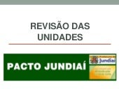 Revisao final unidades pnaic