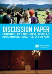 NSW Arts and Cultural Policy Discus...