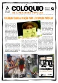 Revista do Colóquio de Literatura Popular - Ed. 2005