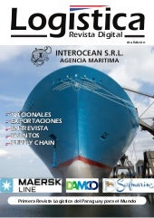 Revista digital logistica 6ta edicion