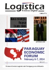 Revista digital logistica edicion 11