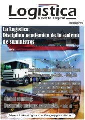Revista digital logistica edicion 13