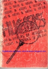 Revista Huellas 1986, Liceo Aleman del Verbo Divino, Los Angeles, Chile