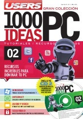 MAGAZINE:  PC Users 1000 ideas