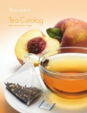 Revolution Tea Product Catalog 2011