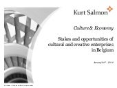 Launch of Kurt Salmon new publication