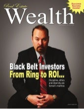 Real Estate WEALTH (reWEALTHmag.com...