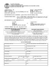 RFP document template