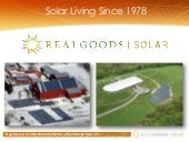 Real Goods Solar commercial