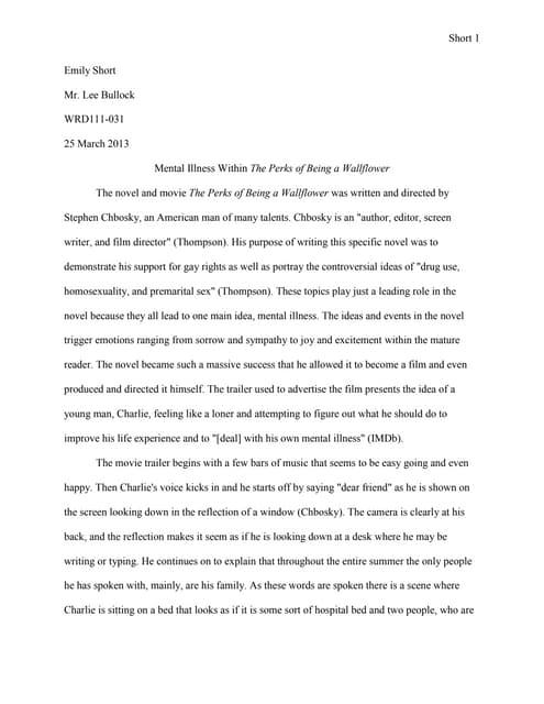 Rhetorical Analysis Topics