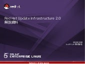 Red Hat Update Infrastructure 2.0