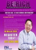 Rich dad asia workshop 30 march 2014  cambodia