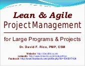 Lean & Agile Project Management: Fo...