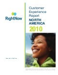 Right Now Customer Experience Impact North America Report