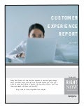 RightNow's 2nd Annual Customer Experience Impact Report