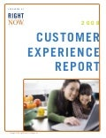 RightNow's 3rd Annual Customer Experience Impact Report