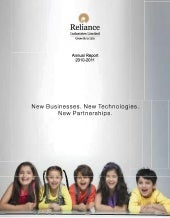 Ril annual report