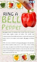 Ring a bell pepper