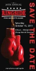 Ringside Save the Date 2011