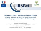 Rio climate change and security November 2015