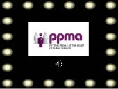 PPMA Annual Seminar 2015 - Talent Showcase - everyone is talking about it