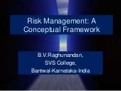 Revised Version of Risk Management ...