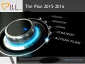 RI Strategic Plan 2015 2016