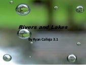 Rivers and Lakes by Ryan Calleja, 3.01