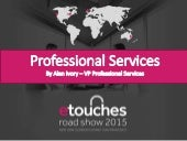 etouches Professional Services Offerings for Clients