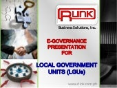 RLINK e-Governance Solutions