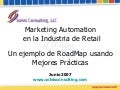 Roadmap de Martketing Automation en Retail