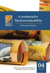 Roadmap for Fiscal Sustainability i...