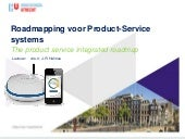 Roadmapping Product Service Combina...
