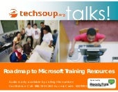 Roadmap To Microsoft Training Resou...