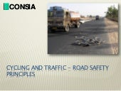 Cycling and Traffic - Road Safety P...