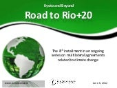 Road to Rio+20, UN Conference on Su...