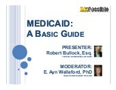 Robert bullock slides medicaid