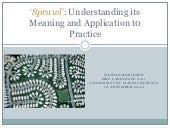 Sprawl: Understanding its Meaning a...