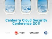 Rob livingstone Canberra Cloud Secu...