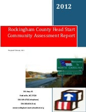 Rockingham County Head Start Commun...