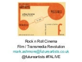 Rock n roll cinema by Future Artist...