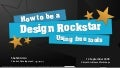 How to become a design Rockstar