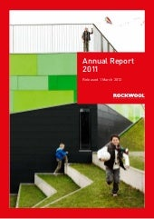 Rockwool international annual-repor...