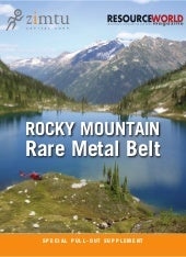 Rocky Mountain Rare Metal Belt (Res...