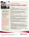 Case Study: Pacific Coach Lines