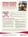 Rogers Solutions - Digital Signage